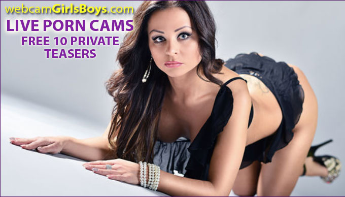 Porncams with girls and boys